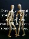 FootFWDtoe
